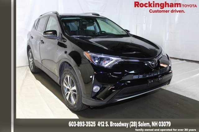 Toyota Salem Nh >> Certified Pre Owned 2017 Toyota Rav4 Xle Awd 4d Sport Utility