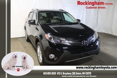Certified Pre-Owned 2015 Toyota RAV4 Limited