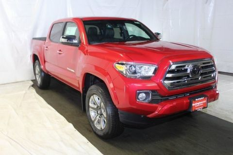 New 2019 Toyota Tacoma Limited