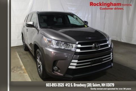 Certified Pre-Owned 2017 Toyota Highlander XLE