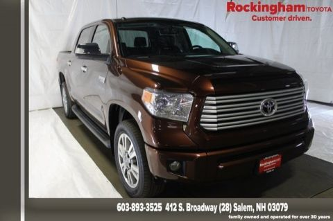 Certified Pre-Owned 2015 Toyota Tundra Platinum